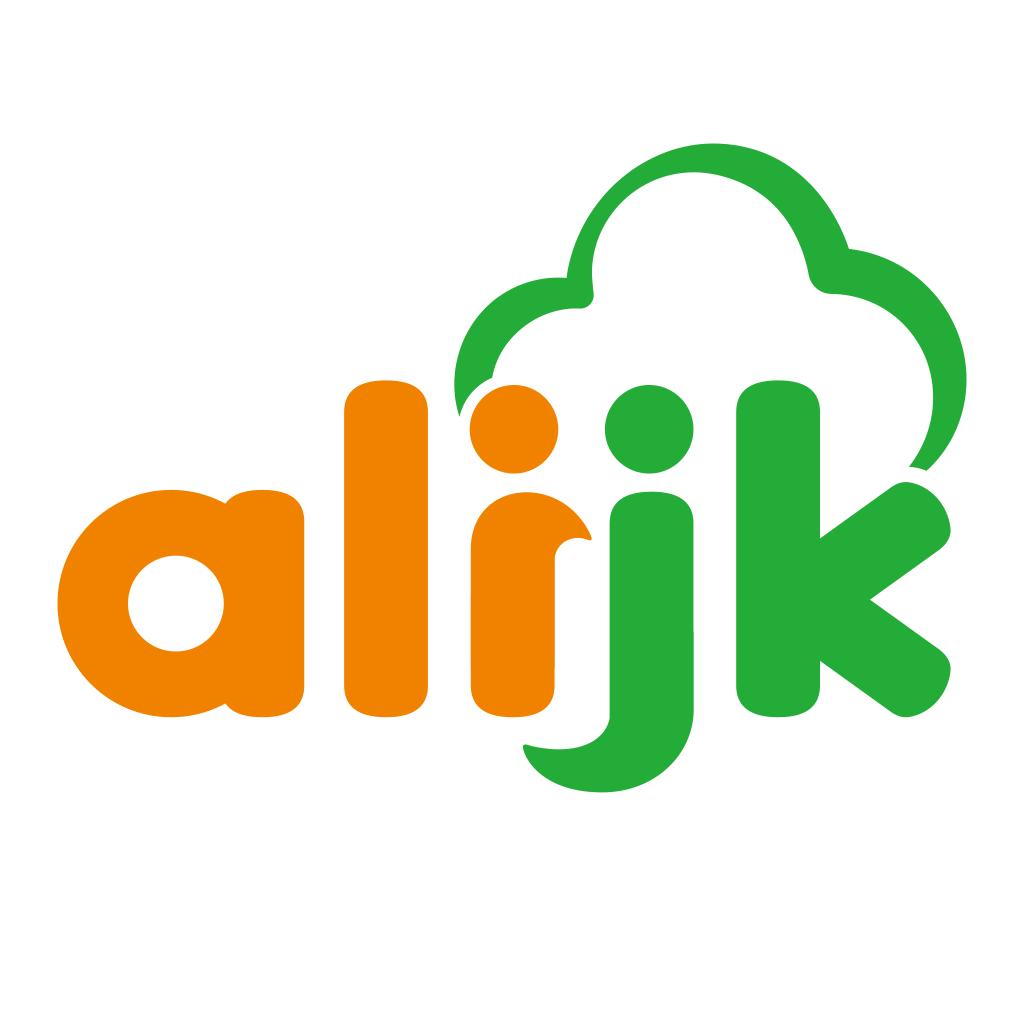 阿里旅行logo手机版矢量图
